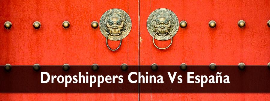 Dropshippers China o dropshippers España