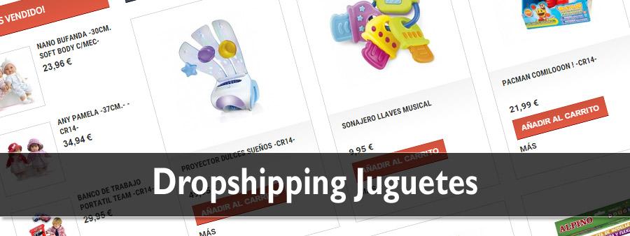 dropshipping de juguetes