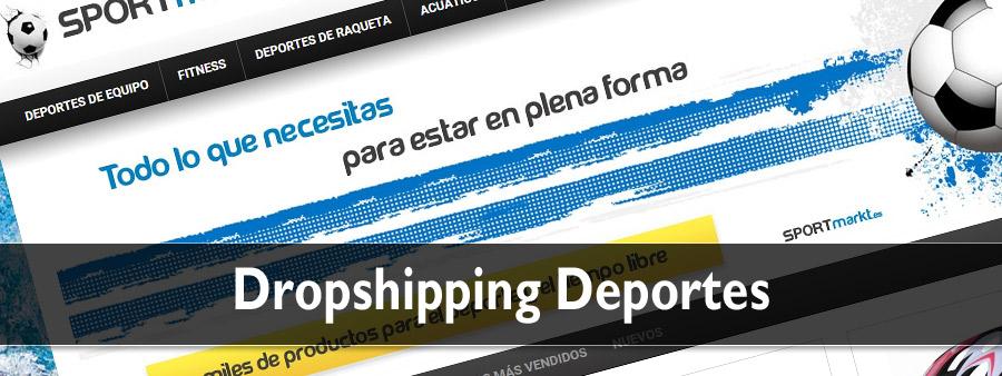 dropshipping de deportes