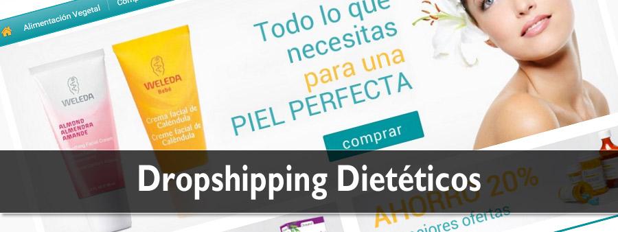 dropshipping de productos dietéticos
