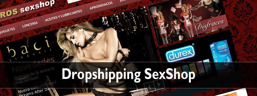 dropshipping de productos eróticos
