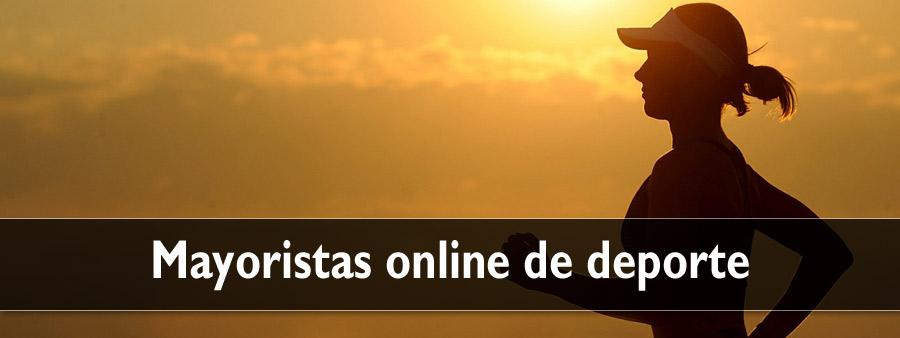 Mayoristas online de deporte