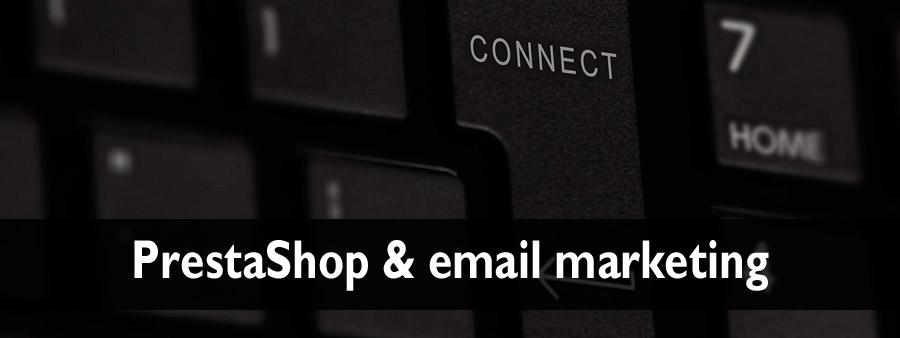 Módulos de PrestaShop para email marketing