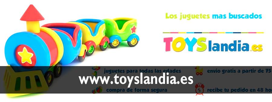 Ejemplo de tienda de dropshipping de juguetes