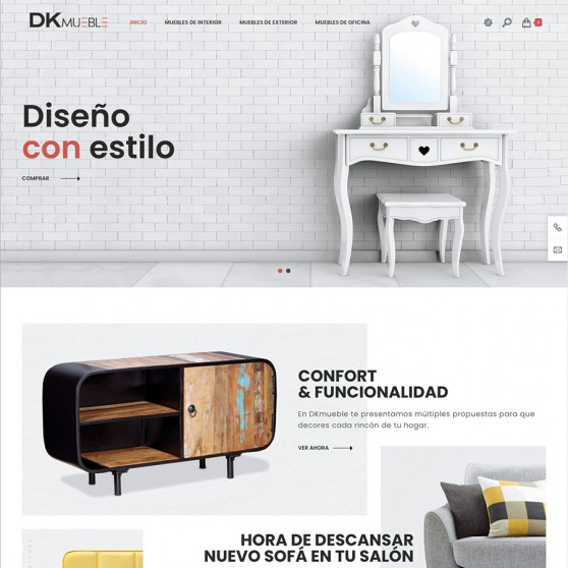 DKMUEBLE.es