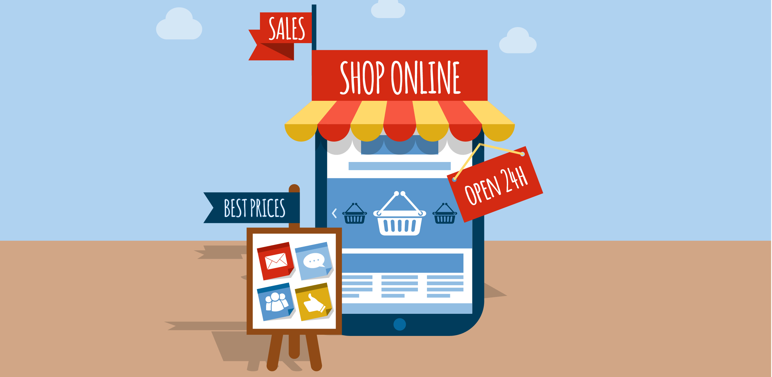 3 Consejos para elegir una empresa de diseño web para tu tienda online