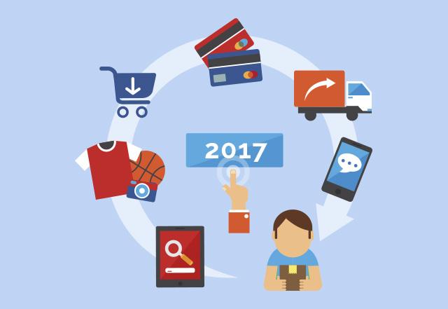 3 Tendencias del ecommerce para el 2017