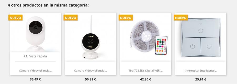 Productos relacionados