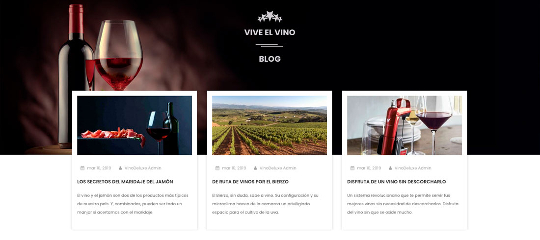 Blog Integrado