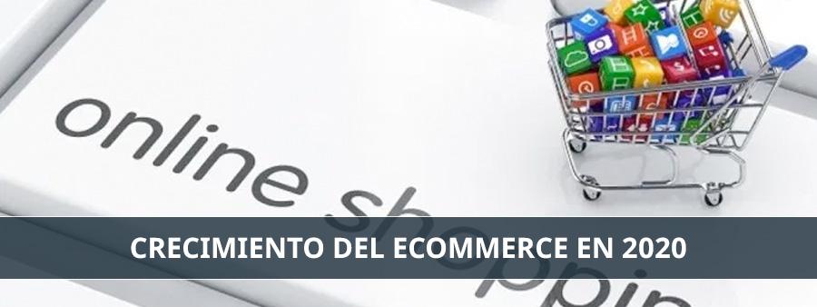 Auge del comercio electrónico en 2020