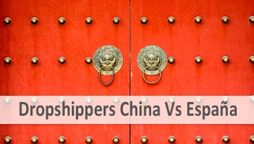 Dropshippers China o dropshippers España